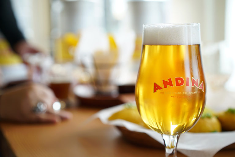 Andina Brewing - Vancouver - BC Ale Trail