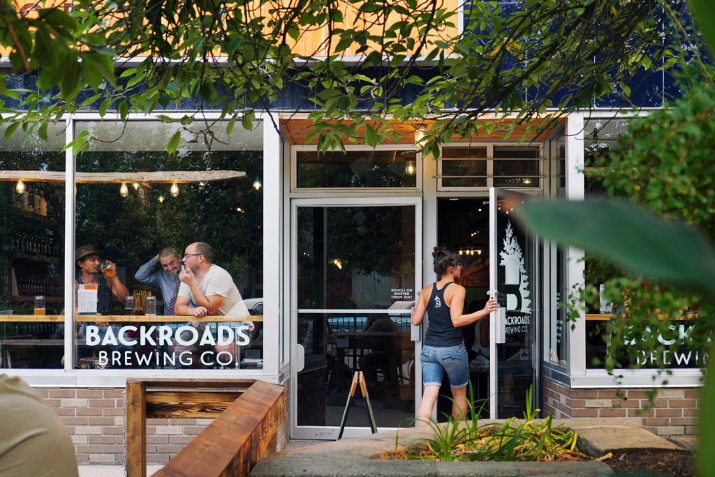 Backroads Brewing on the BC Ale Trail