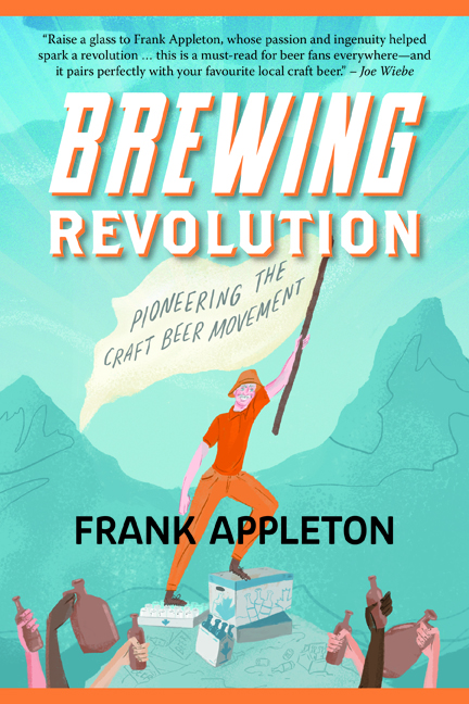 Brewing Revolution by Frank Appleton