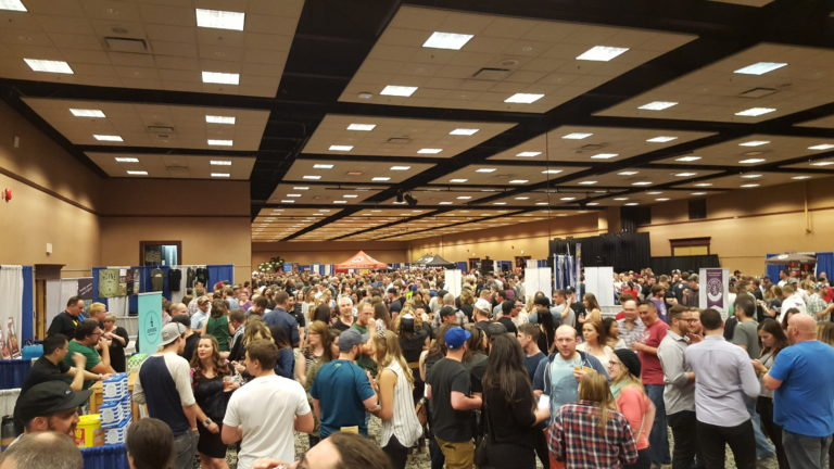 Penticton's Fest of Ale draws thousands of people each year.