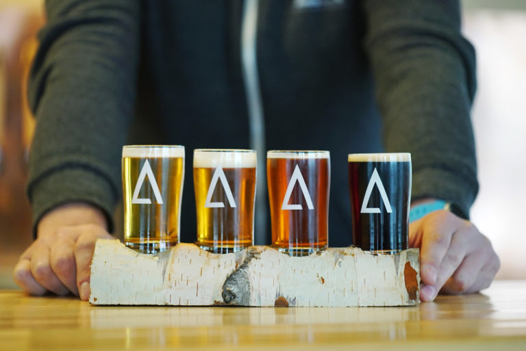 A Frame Brewing Co., Squamish