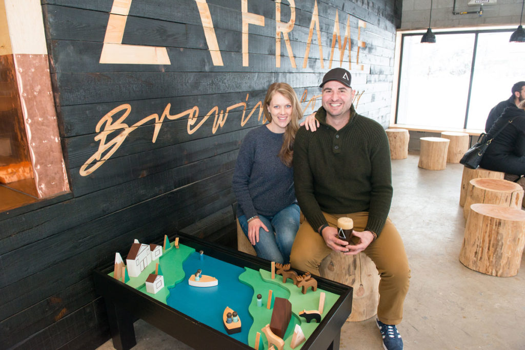 Squamish Ale Trail A-Frame Brewing Company Owners