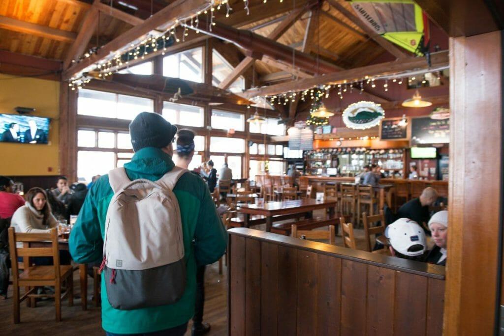 Squamish Ale Trail Inside Howe Sound Brewpub