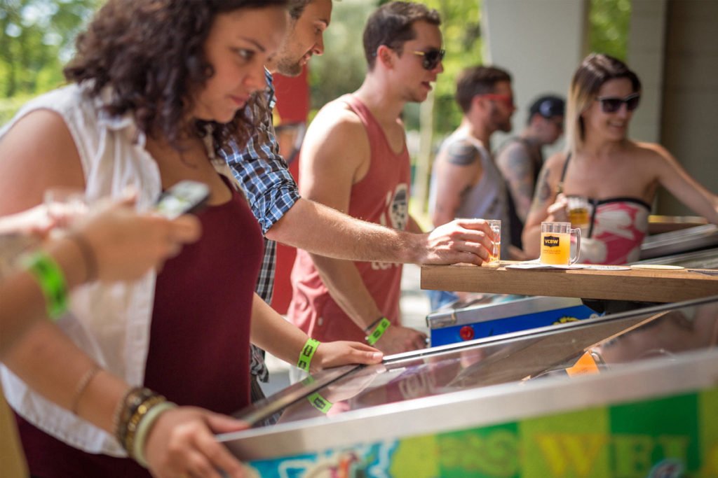 Vancouver Craft Beer Week Pinball Tournament