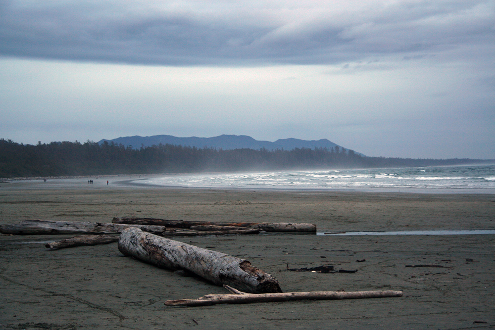 Long Beach, near Tofino