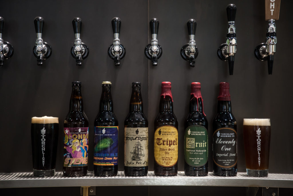 Torchlight Brewing has delivered dozens of beer styles in its short life. Photo: Dave Heath, daveheathphotography.com