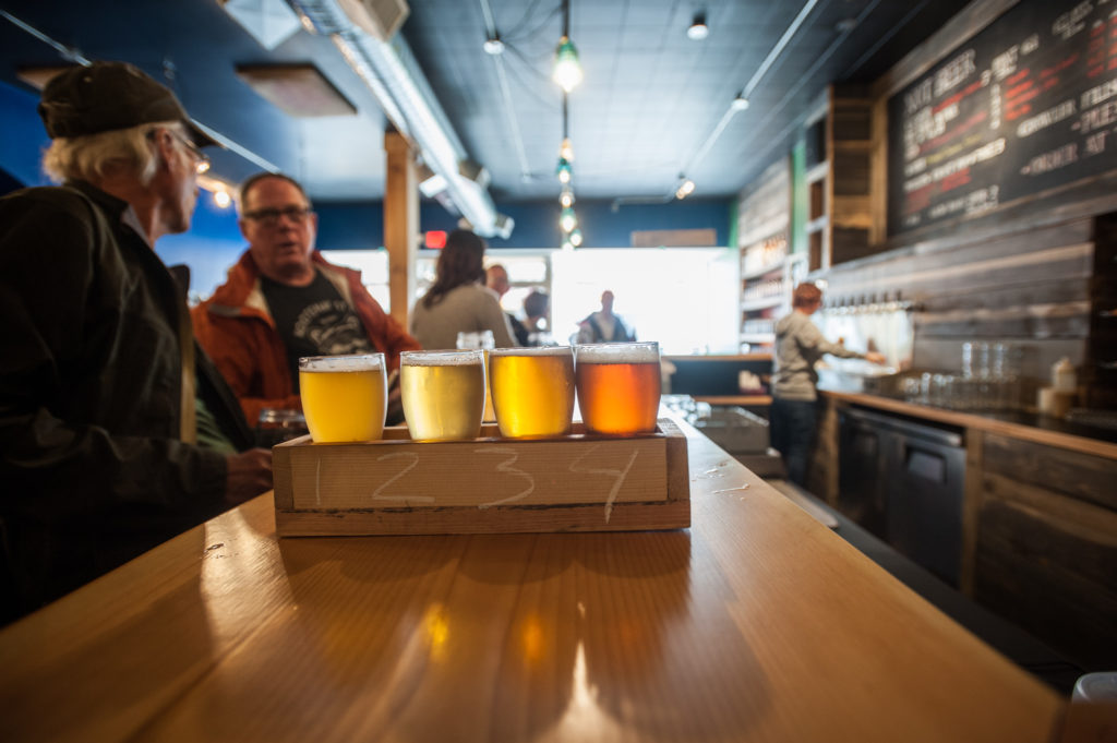 Backroads is Nelson's newest brewery, but not by much. Photo: Dave Heath, daveheathphotography.com