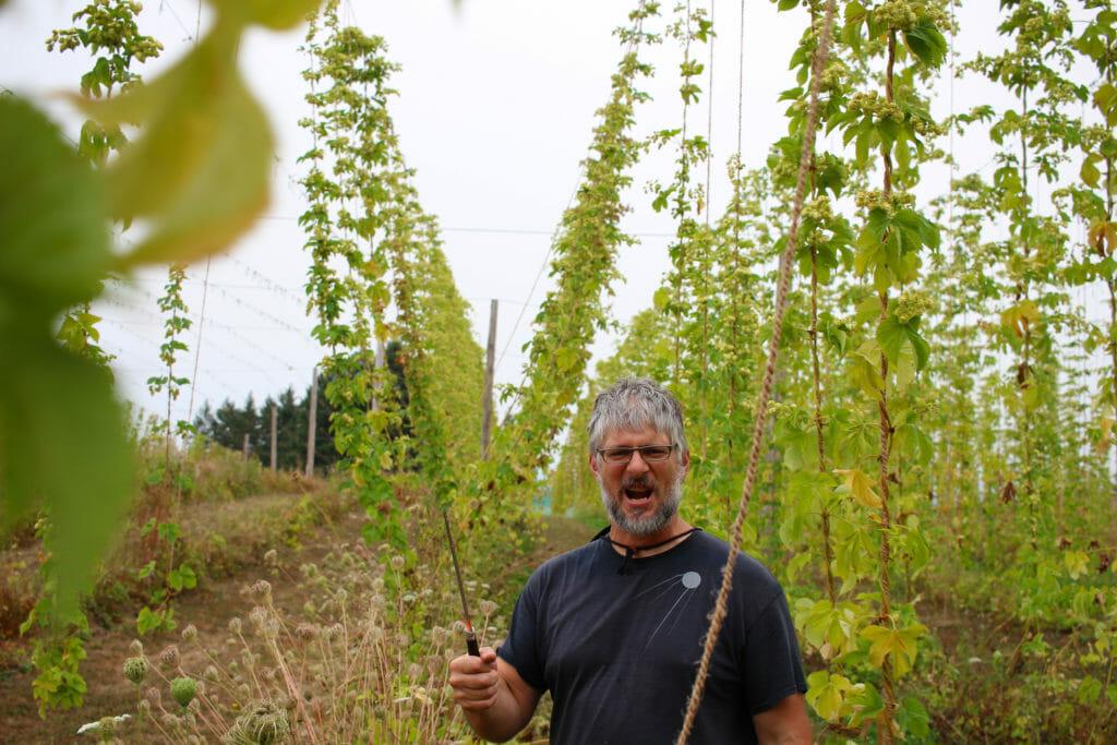 Peter Kis-Toth | Longwood Brewery