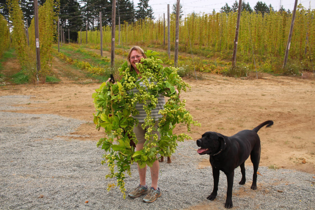 Debbie Lamson | Cedar Valley Hop Yards