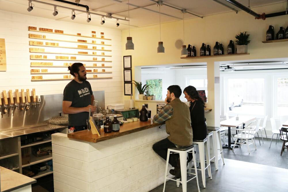 Gisbons Tapworks, BC craft beer