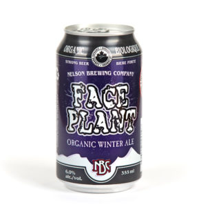 Winter Beers 2017 BC Ale Trail Nelson Brewing Face Plant Winter Ale