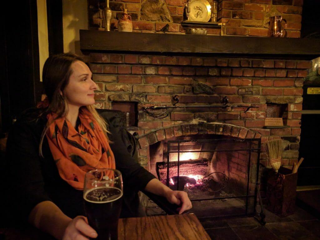 Crow & Gate Pub | BC Ale Trail