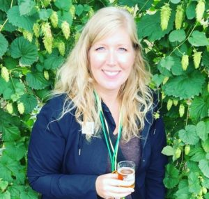 Monica Frost BC Craft Brewers Guild BC Ale Trail