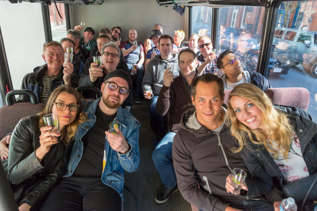 BC Ale Trail - Sooke Beer Bus