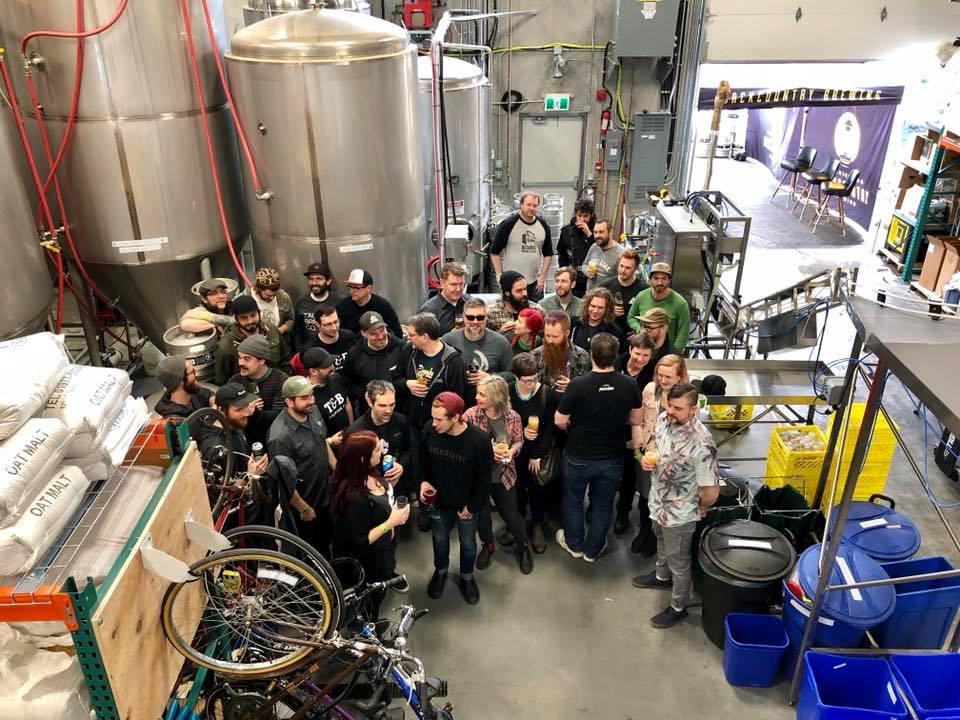 BC Ale Trail - VCBW Collab Brew
