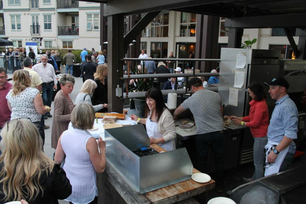 BC Ale Trail - Osoyoos Oyster Festival - Beach BBQ Brews