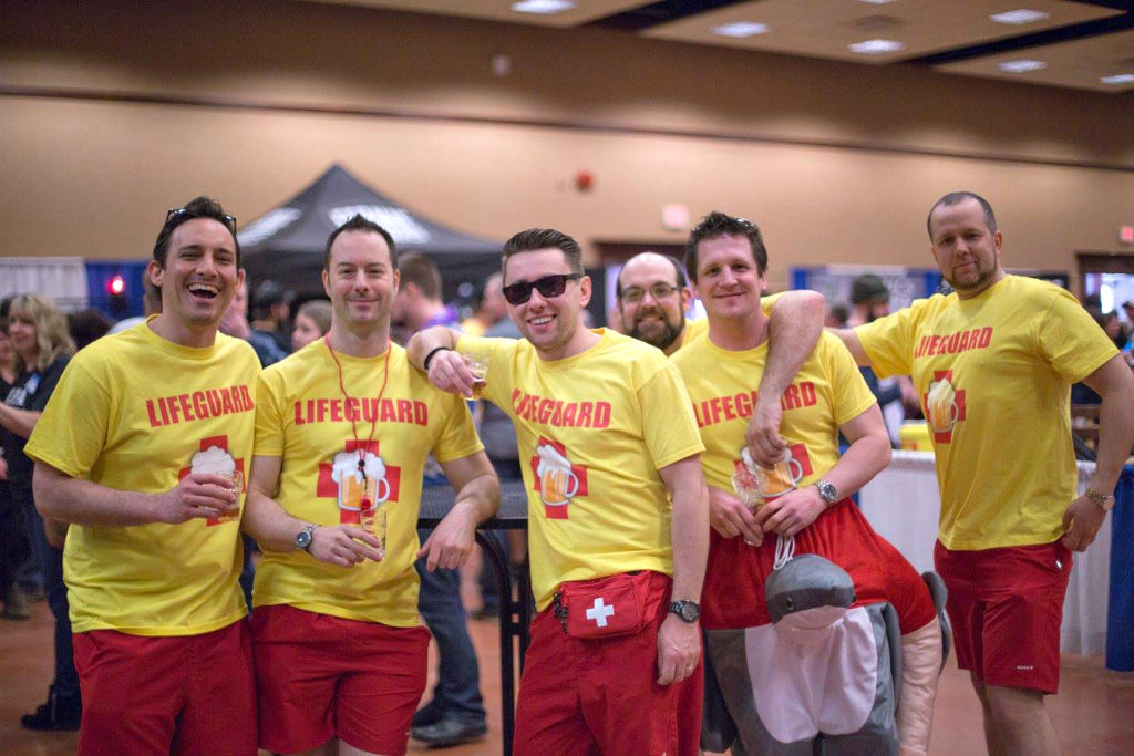 BC Ale Trail - OFOA t-shirts
