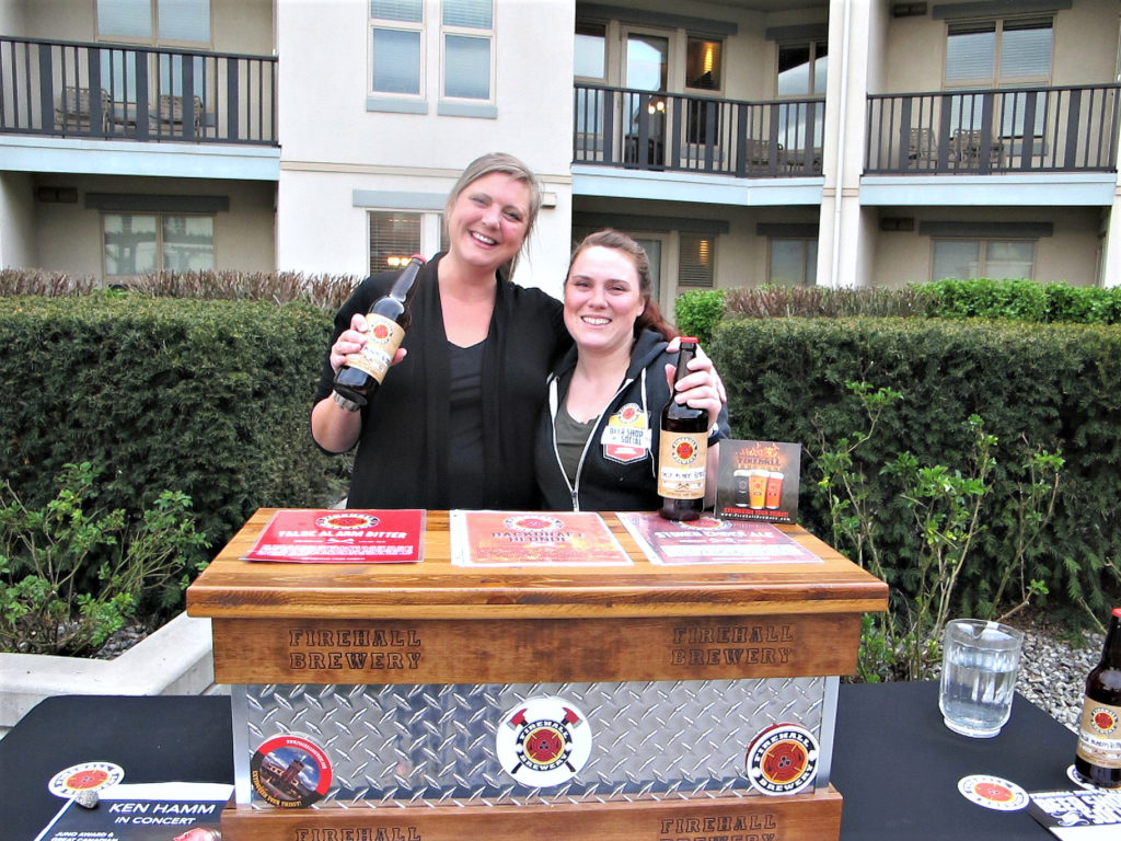 BC Ale Trail - Osoyoos Oyster Festival - Firehall Brewery