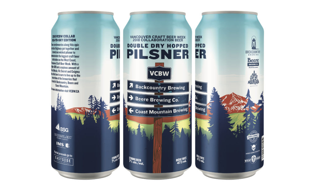 BC Ale Trail - VCBW Collab Beer