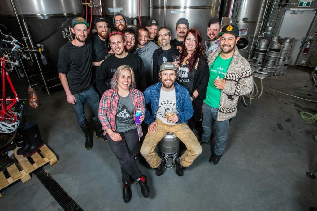 BC Ale Trail - VCBW Collab Brew Team