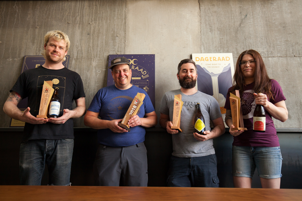 CBA Champions Dageraad Brewing