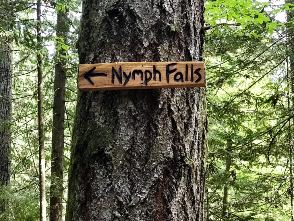 BC Ale Trail - Craft Beer Tourist - Nymph Falls