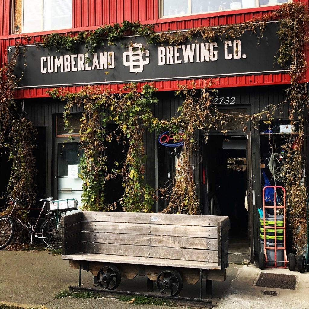 BC Ale Trail - Craft Beer Tourist - Cumberland Brewing