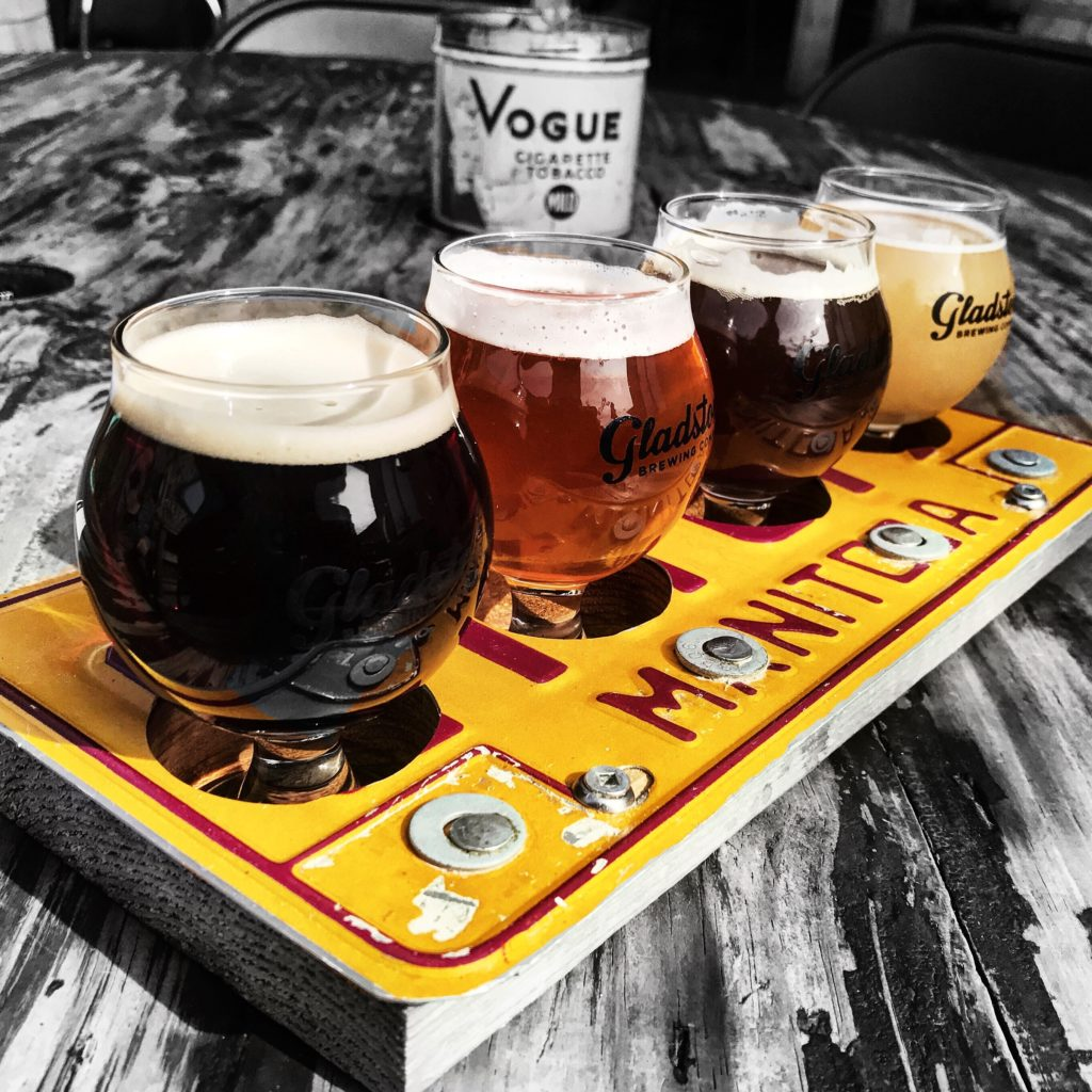 BC Ale Trail - Craft Beer Tourist - Comox Valley - Gladstone Brewing