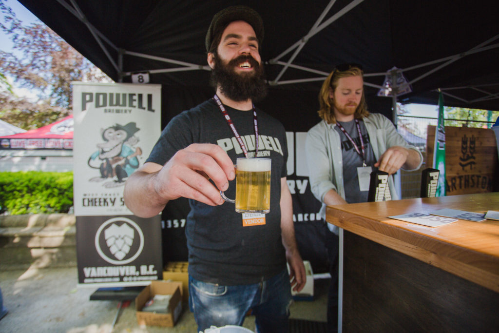 Vancouver Craft Beer Week - Powell Brewery