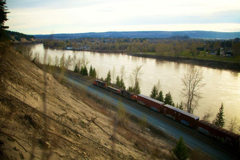 BC Ale Trail - Prince George - Giles Palmer