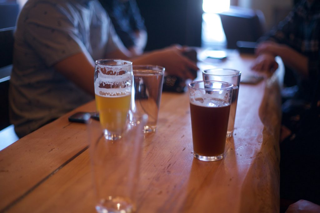 BC Ale Trail - Trench Brewing - Giles Palmer