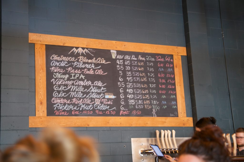 BC Ale Trail - Trench Brewing