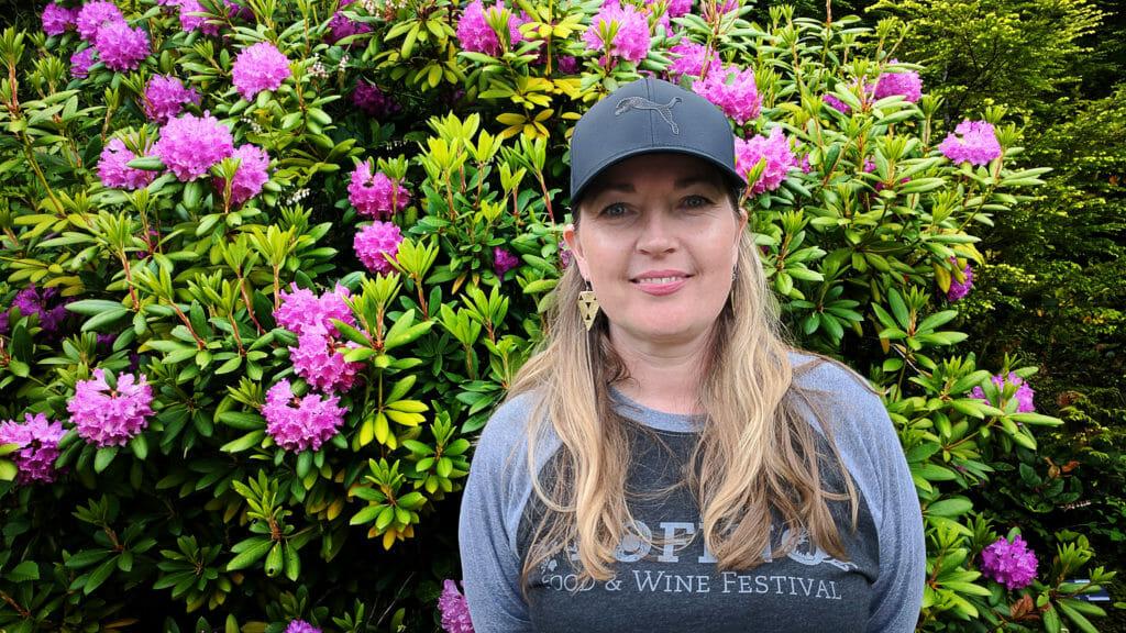 Kira Rogers | Tofino Food & Wine Festival | BC Ale Trail