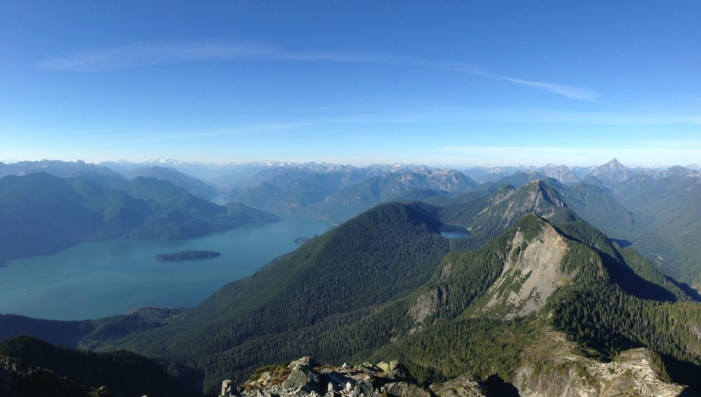 BC Ale Trail - Craft Beer Tourist - Golden Ears Summit