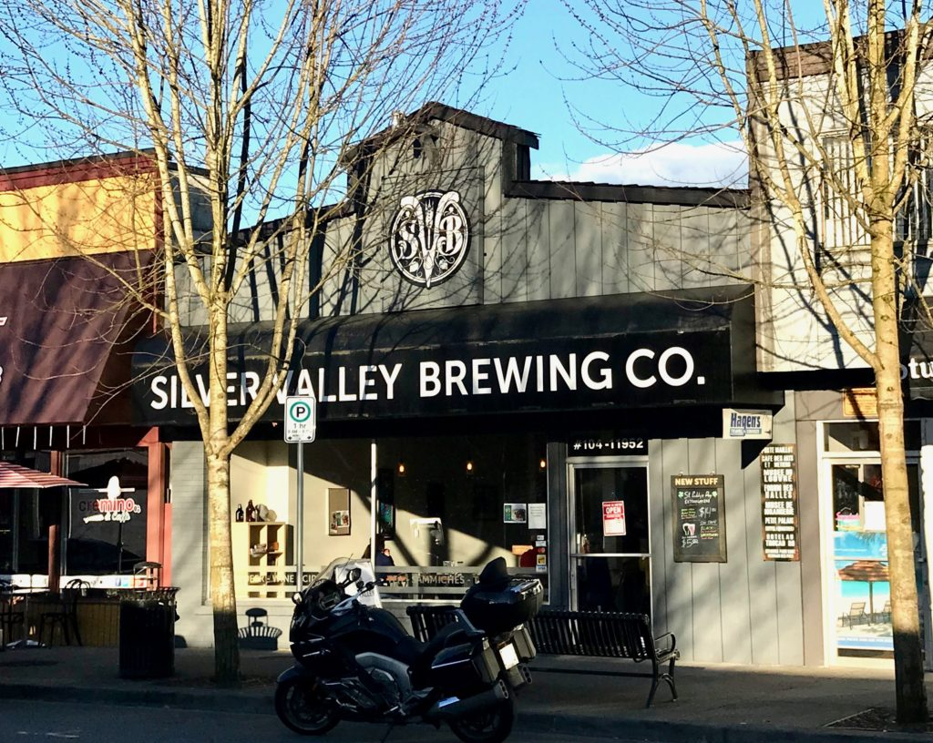 BC Ale Trail - Craft Beer Tourist - Silver Valley Brewing