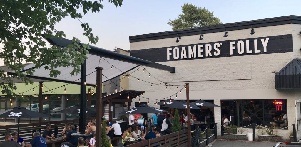 Bc Ale Trail - Craft Beer Tourist - Foamers Folly