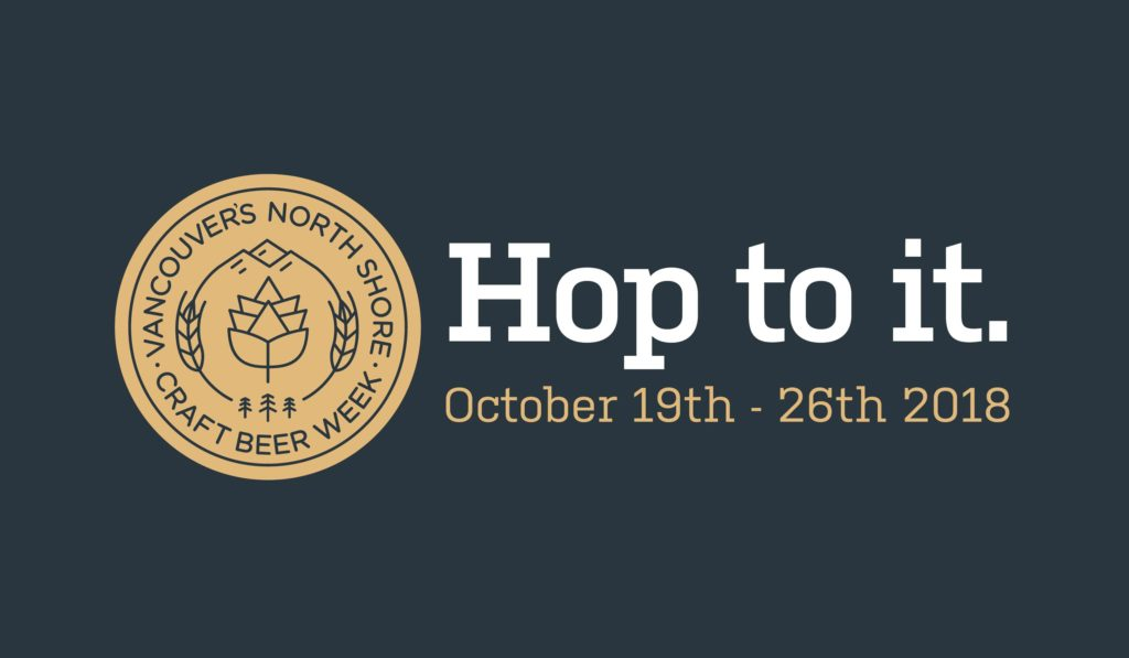 Vancouver North Shore Craft Beer Week 2018