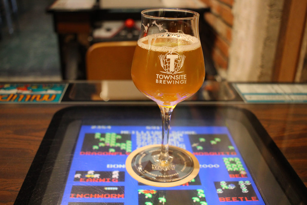 Townsite Brewing | Retro Video Games