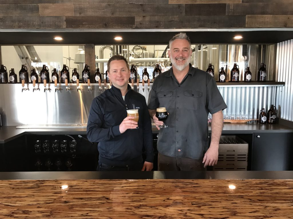 bc-ale-trail, craft-beer-tourist, five-roads-brewing