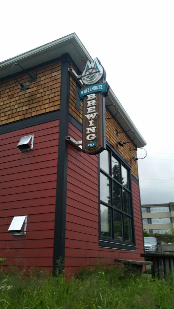 image of Wheelhouse Brewing Co. in Prince Rupert, BC