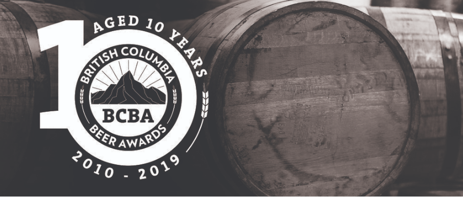 bc beer awards 10th year, celebrated in October for BC Craft Beer Month 2019