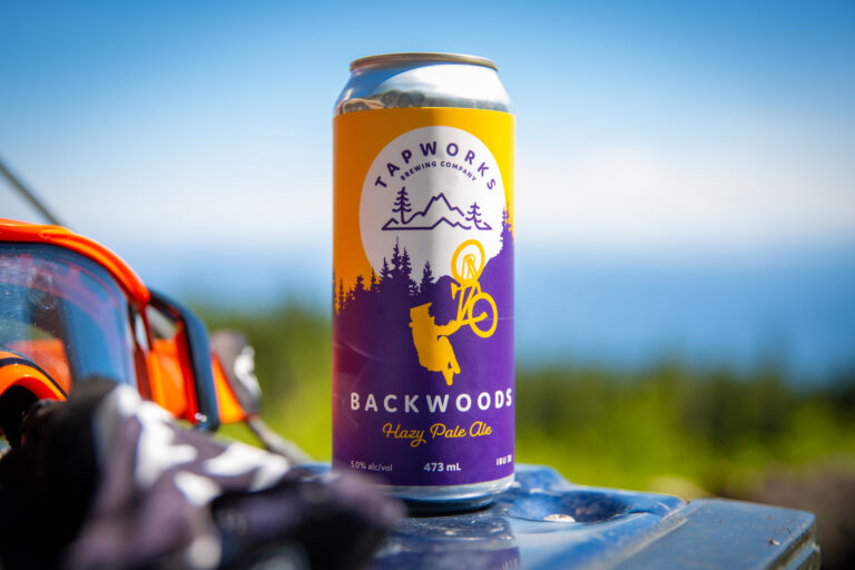 Summer Beers Tapworks Brewing on the BC Ale Trail