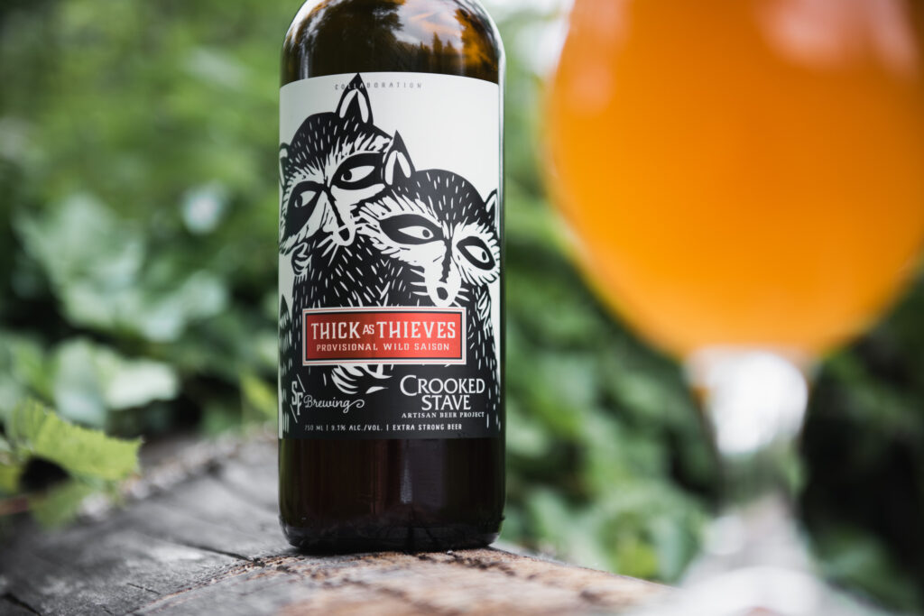 Strange Fellows Brewing on the BC Ale Trail