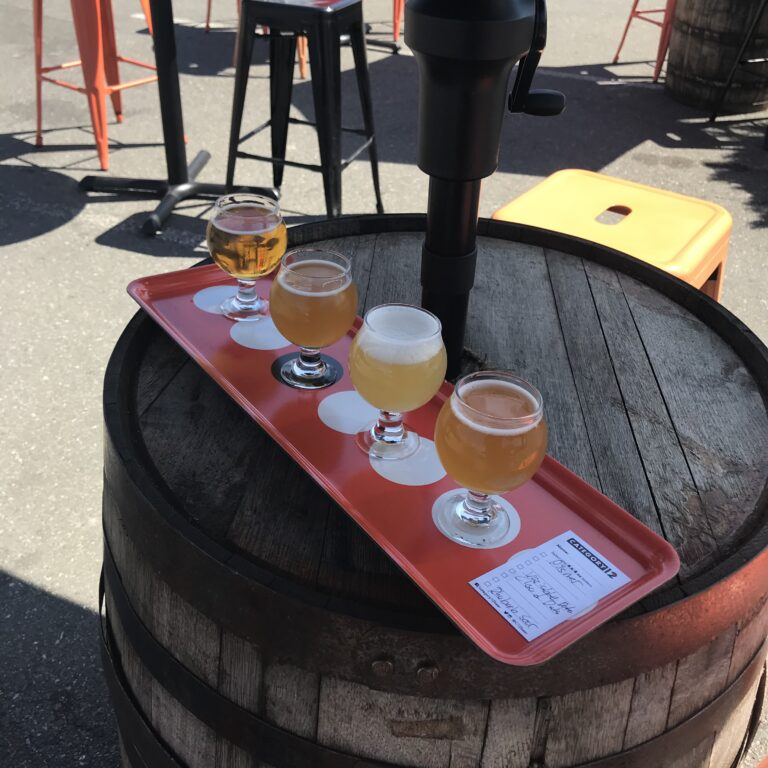 Category 12 Brewing on the BC Ale Trail