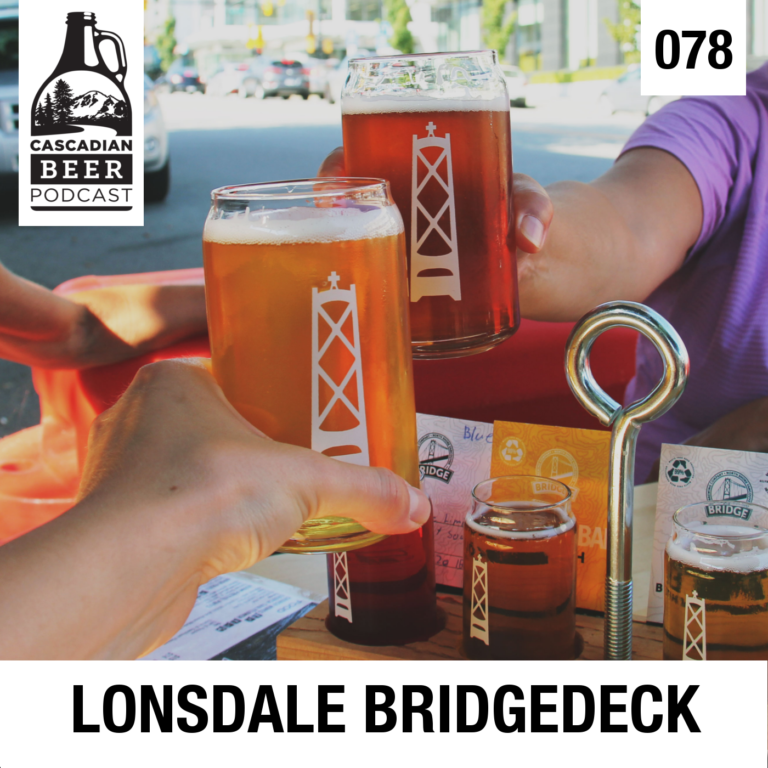 Bridge Brewing on the BC Ale Trail