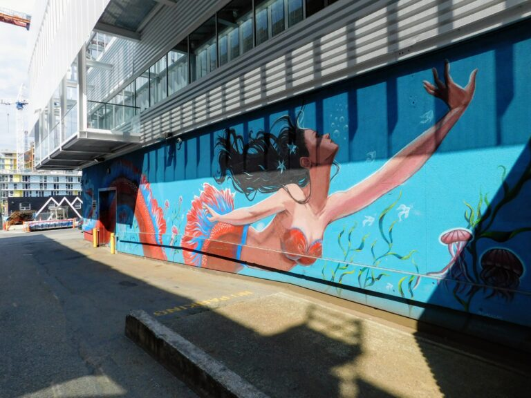 Explore the Vancouver Mural Festival on the BC Ale Trail with Lucas Aykroyd