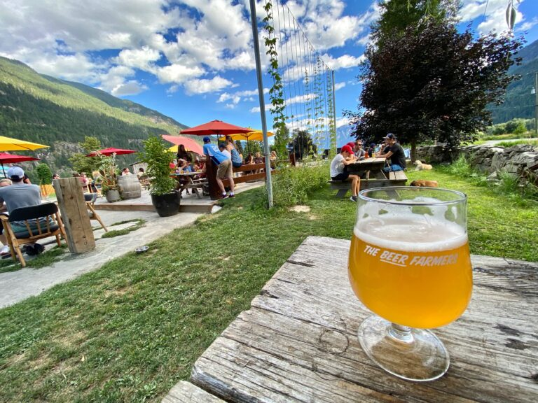 The Beer Farmers on the BC Ale Trail