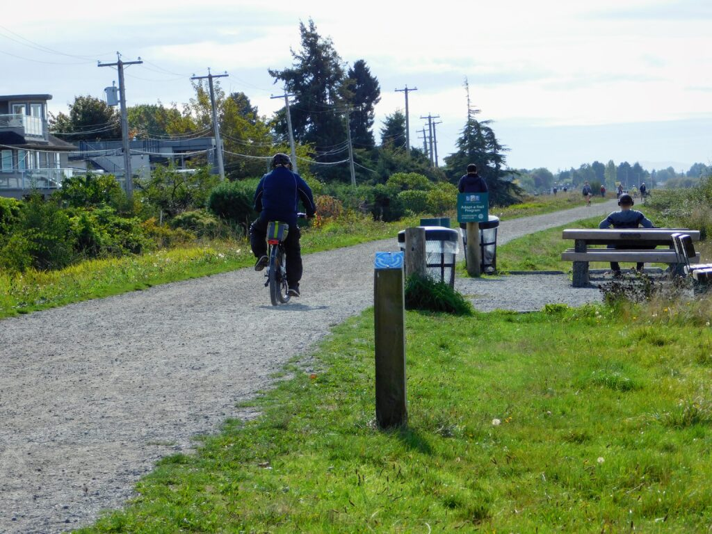 Richmond's West Dyke Trail on the BC Ale Trail