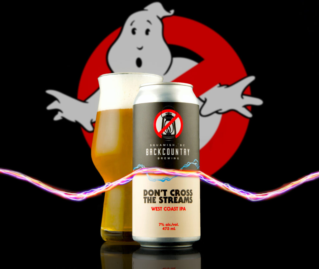 Backcountry brewing Halloween on the BC Ale Trail