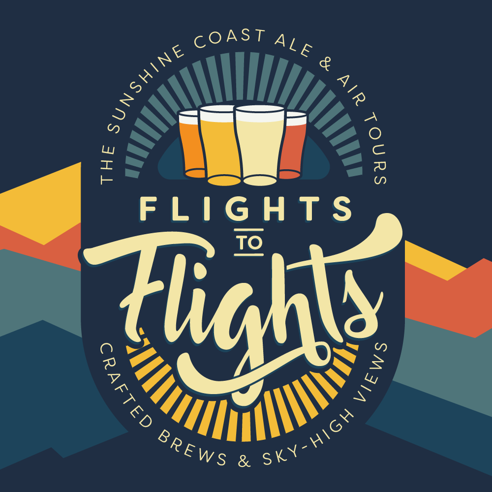 Sunshine Coast Ale & Air tours